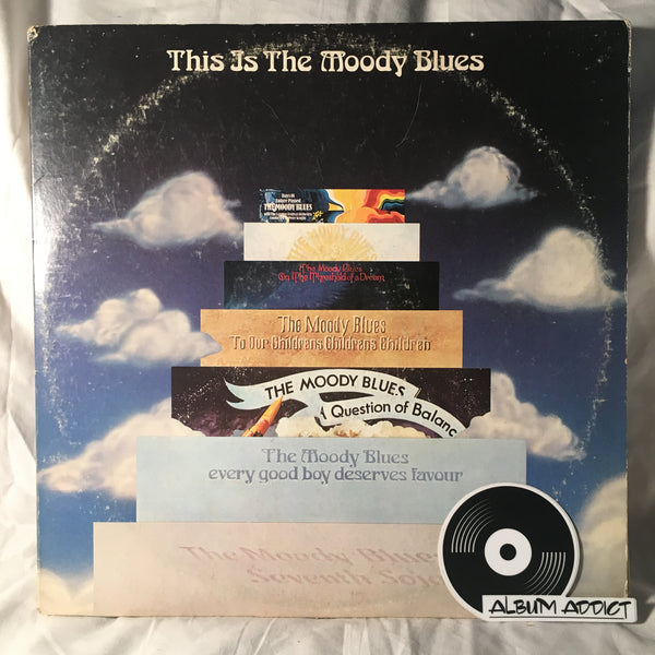 "Moody Blues, The: ""This Is The Moody Blues"""