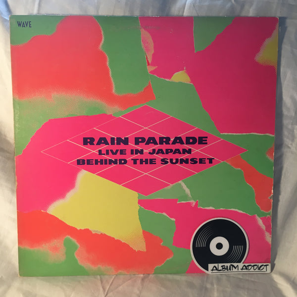 "Rain Parade: ""Behind The Sunset - Live In Japan"""