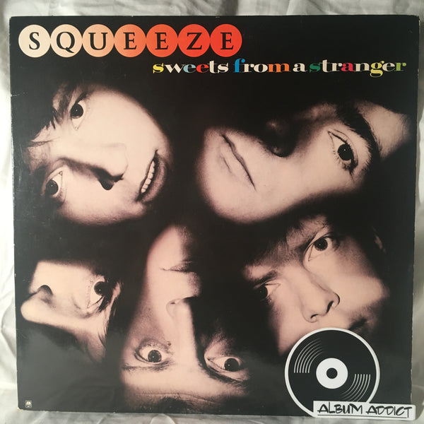 "Squeeze: ""Sweets From A Stranger"""