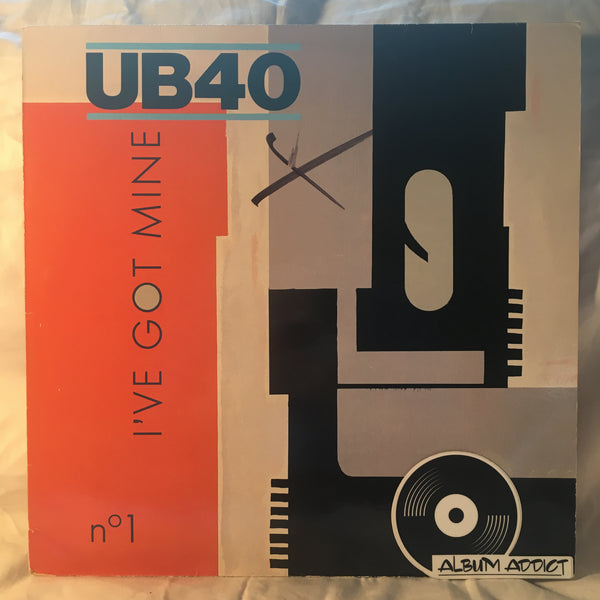 "UB40: ""I've Got Mine"""