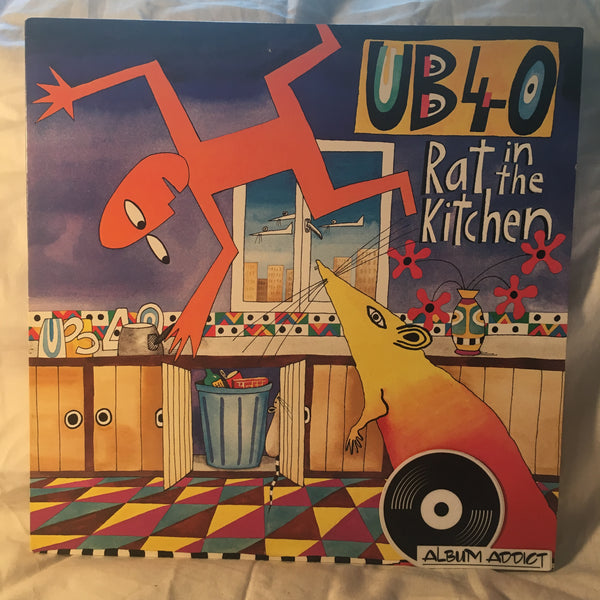 "UB40: ""Rat In The Kitchen 1"""