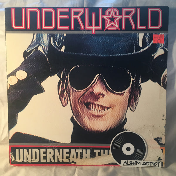 "Underworld: ""Underneath The Radar"""