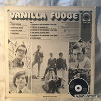 "Vanilla Fudge: ""Vanilla Fudge"""