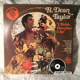 "R. Dean Taylor: ""I Think, Therefore I Am"""