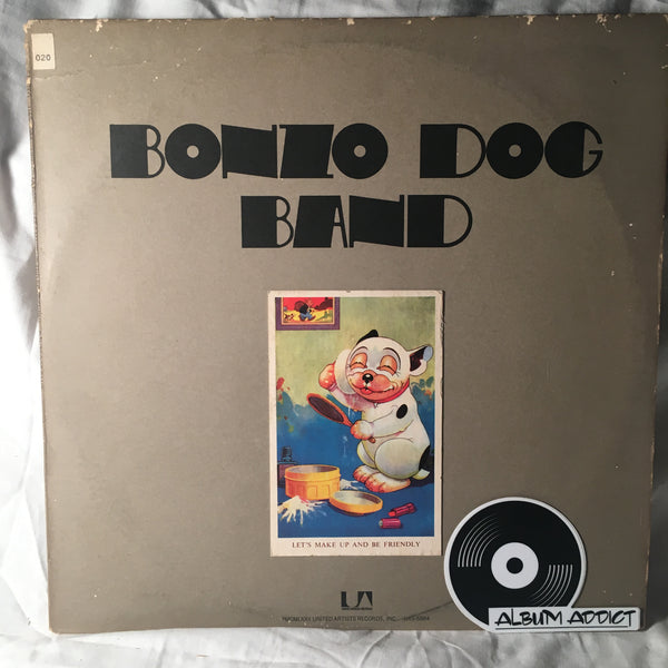 "Bonzo Dog Band: ""Let's Make Up And Be Friendly"""
