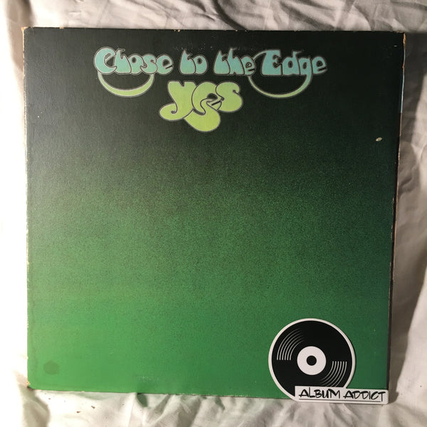 "Yes: ""Close To The Edge"""