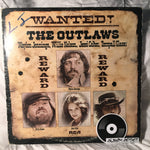 "Waylon Jennings, Willie Nelson, Jessi Colter, Tompall Glaser: ""Wanted! The Outlaws"""