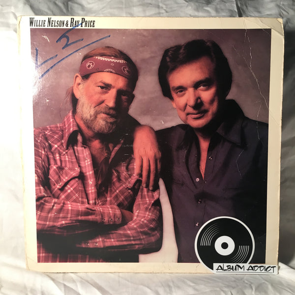 "Willie Nelson & Ray Price: ""San Antonio Rose"""