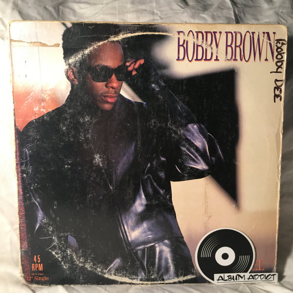 "Bobby Brown: ""Don't Be Cruel (Extended Version)"""