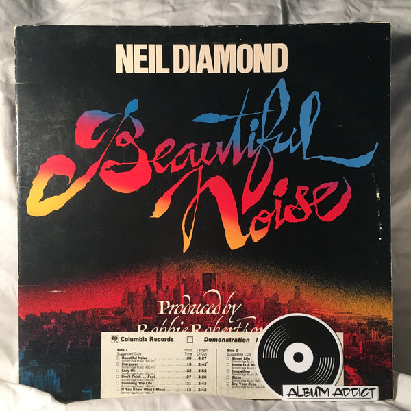 "Neil Diamond: ""Beautiful Noise"""
