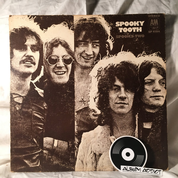"Spooky Tooth: ""Spooky Two"""