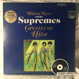 "Diana Ross And The Supremes: ""Greatest Hits"""