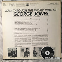 "George Jones: ""Walk Through This World With Me"""