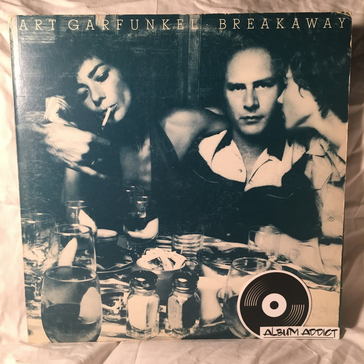 "99 Miles From La Art Garfunkel art garfunkel: ""breakaway"""