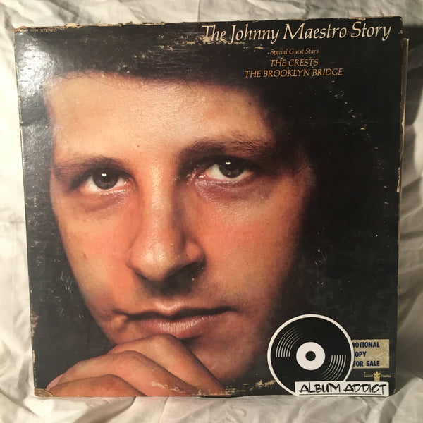 "Johnny Maestro: ""The Johnny Maestro Story"""