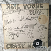"Neil Young With Crazy Horse: ""Zuma"""