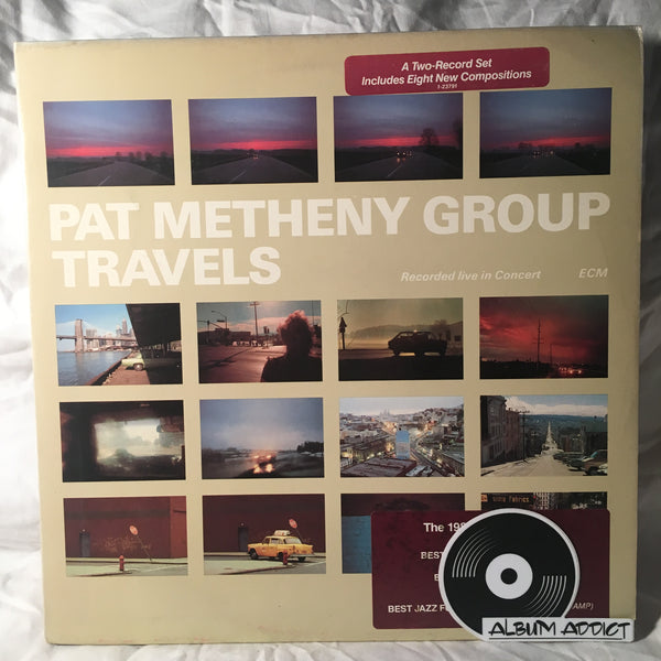 "Pat Metheny Group: ""Travels"""