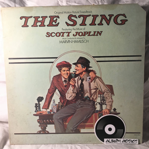 "Marvin Hamlisch: ""The Sting (Original Motion Picture Soundtrack)"""