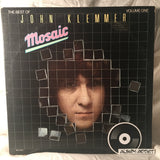 "John Klemmer: ""Mosaic - The Best Of Volume One"""
