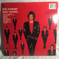 "Rod Stewart: ""Body Wishes 1"""