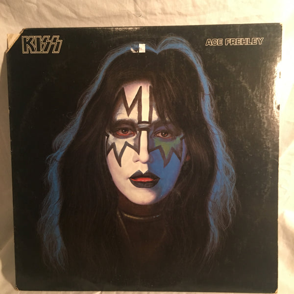"Kiss, Ace Frehley: ""Ace Frehley"""