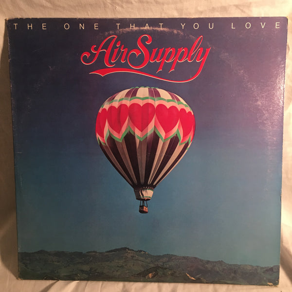 "Air Supply: ""The One That You Love"""