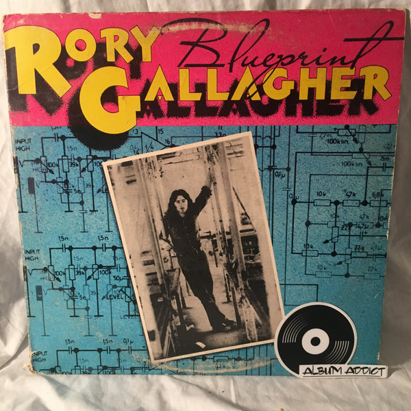 "Rory Gallagher: ""Blueprint"""
