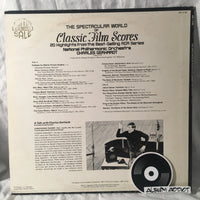 "Charles Gerhardt: ""The Spectacular World Of Classic Film Scores: 20 Highlights From The Best-Selling RCA Series"""
