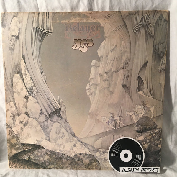 "Yes: ""Relayer"" (2)"