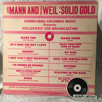 Mann And Weil: Solid Gold