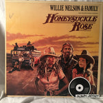"Willie Nelson & Family: ""Honeysuckle Rose (Music From The Original Soundtrack)"""