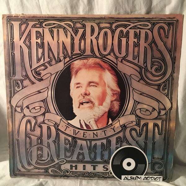 "Kenny Rogers: ""Twenty Greatest Hits"""