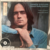 "James Taylor: ""Sweet Baby James"" (New-Old Stock)"