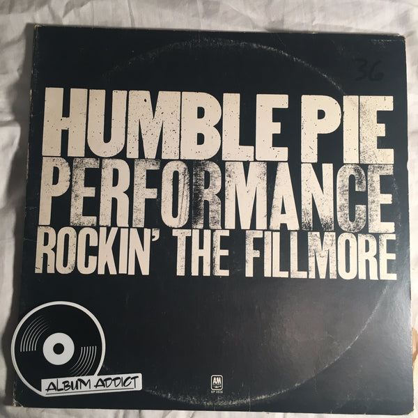 "Humble Pie: ""Performance: Rockin' The Fillmore"""