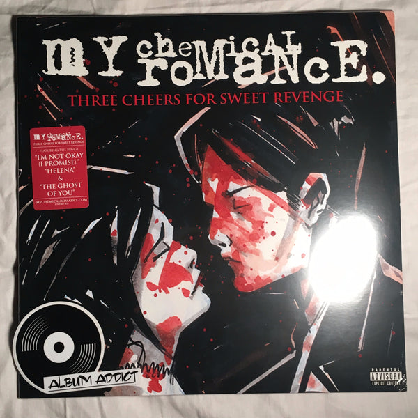 "My Chemical Romance: ""Three Cheers For Sweet Revenge"""