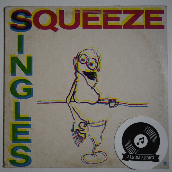 "Squeeze: ""Singles - 45's And Under"""