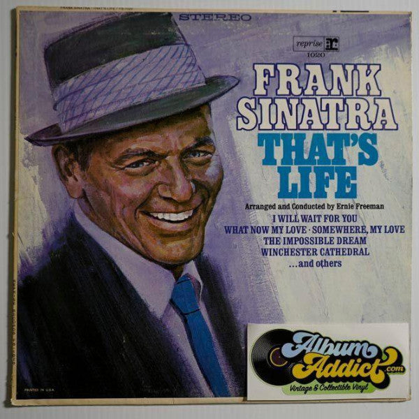 "Frank Sinatra: ""That's Life"""