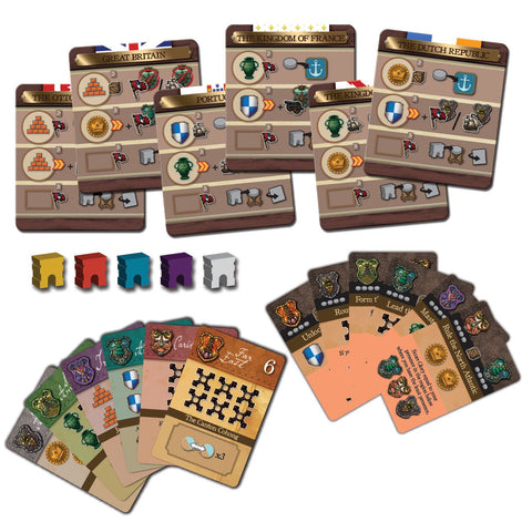 Endeavor: Age of Sail – Dominium & Seize Your Fate