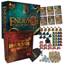 Endeavor: Age of Sail Con Bundle