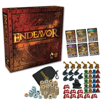 Endeavor: Age of Expansion Con Bundle