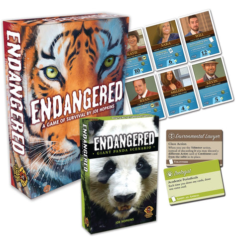 Endangered Con Bundle