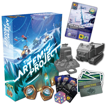 The Artemis Project Con bundle