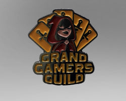 Grand Gamers Guild Lapel Pin - Grand Gamers Guild