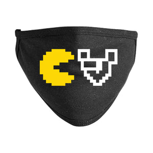 PacMan Vibe Face Mask