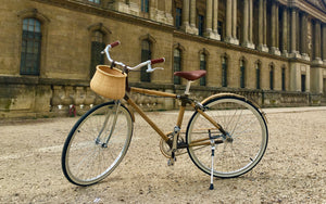 Paris - Simple Bikes Bamboo Bikes