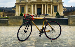 Vintage Road - Simple Bikes Bamboo Bikes