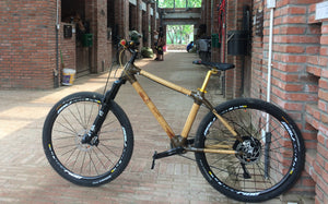 MTB X1 Cross Country - Simple Bikes Bamboo Bikes