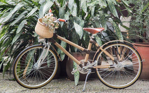 Elegant - Simple Bikes Bamboo Bikes