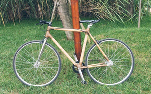 Cruiser - Simple Bikes Bamboo Bikes