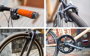 Ingenious - Simple Bikes Bamboo Bikes